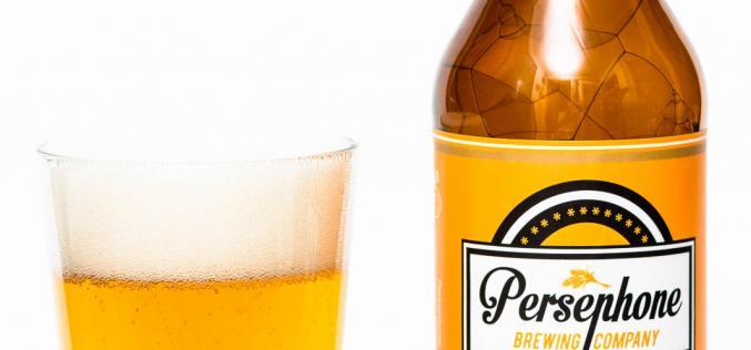 Persephone Brewing Co. – Honey Farmhouse Ale