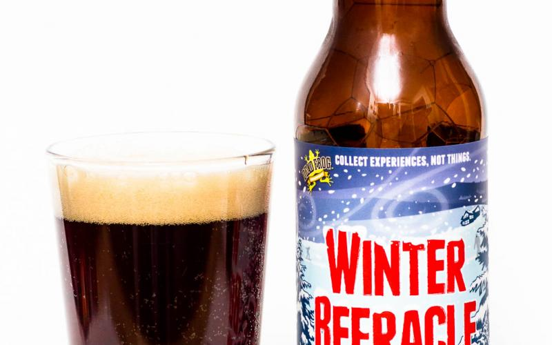 Dead Frog Brewing Co. – 2014 Winter Beeracle Winter Ale