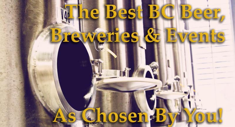 Best BC Beer, Breweries and Events