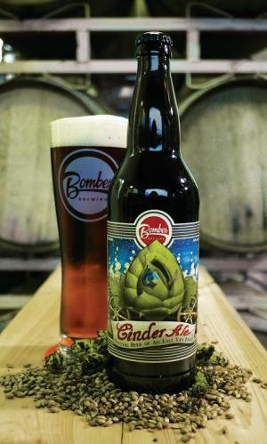 Bomber Brewing Cinder Ale Release