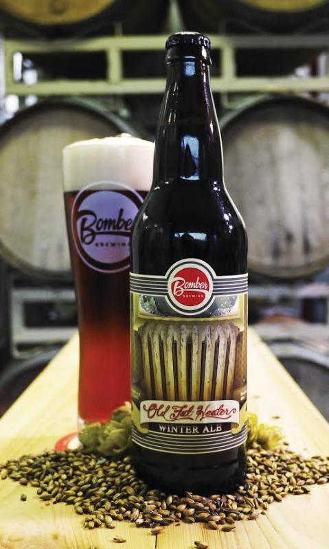 Bomber Old Fat Heater Winter Ale