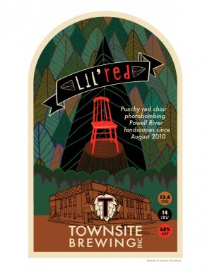 Townsite Brewing Little Red Sour Flanders Red