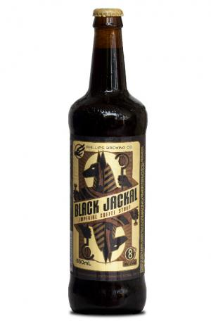Phillips Brewing Co. - Black Jackal 2014 Release