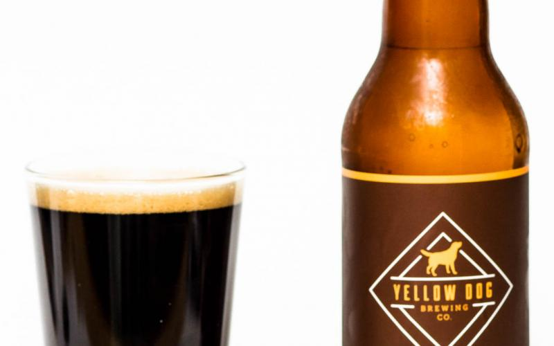 Yellow Dog Brewing Co. – Shake A Paw Smoked Porter