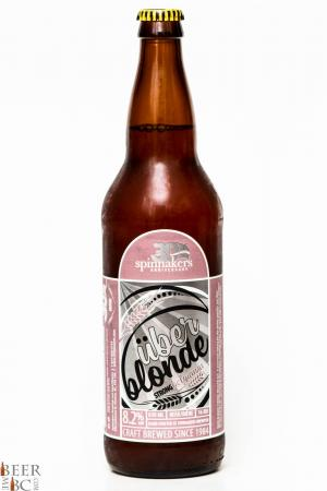 Spinnaker's Brewery Uber Blonde Tripel Reivew