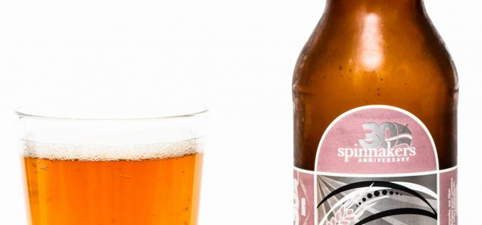 Spinnaker's Brewery – Uber Blonde Strong Belgian Ale