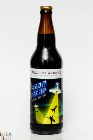 Fuggles & Warlock Bean Me Up Milk Stout review