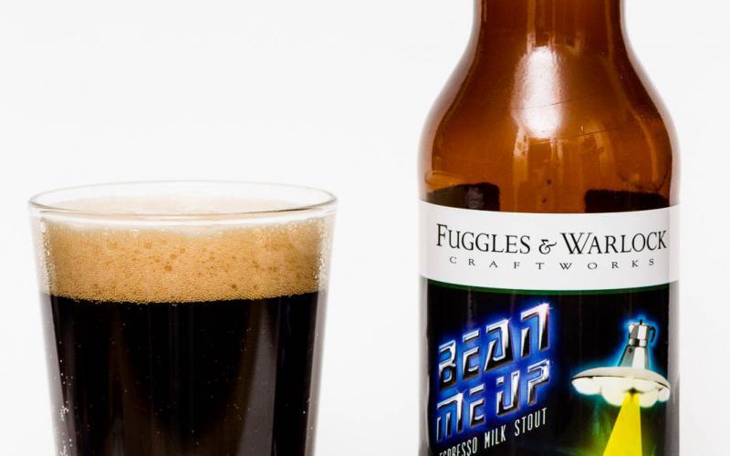 Fuggles & Warlock Craftworks – Bean Me Up Espresso Milk Stout