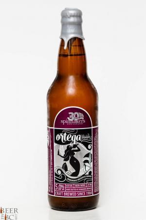 Spinnaker's Ortega Blonde Ale 2014