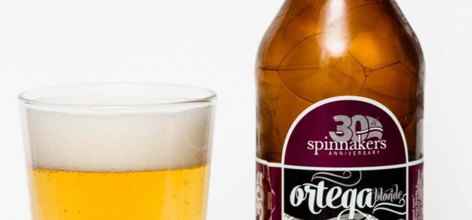 Spinnaker's Brewing Co. – Ortega Blonde Ale