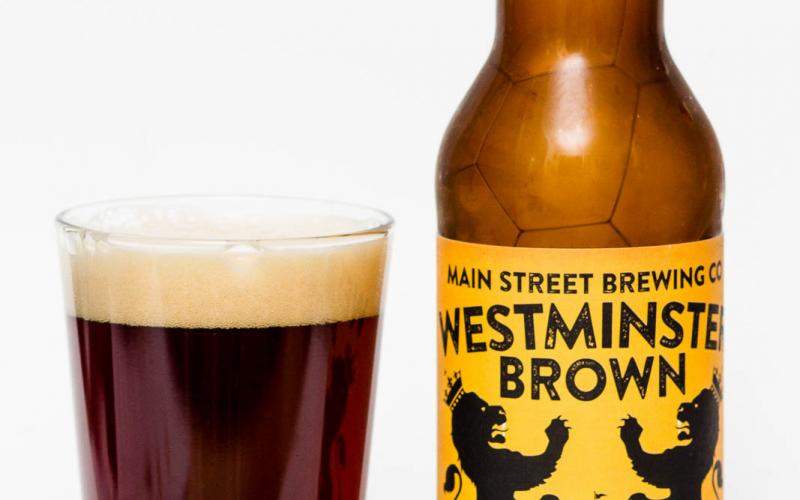 Main Street Brewing Co. – Westminster Brown Ale