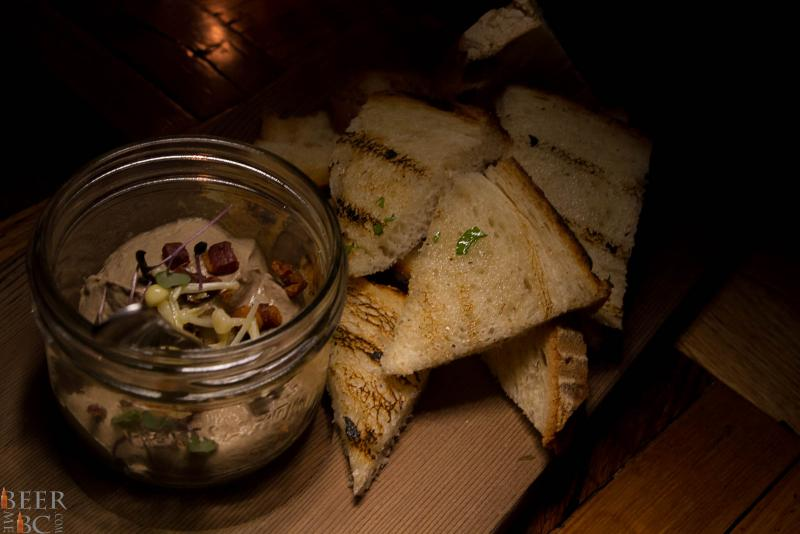 Belgard Kitchen Mushroom and Bacon Pate