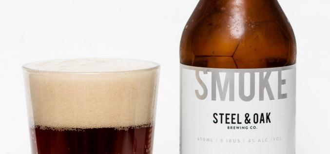 Steel & Oak & Four Winds Collaboration – Smoke & Sour Gratzer