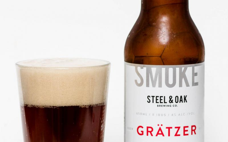 Steel & Oak & Four Winds Collaboration – Smoke & Sour Gratzer