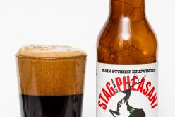 Main Street Brewing Co. – Stag and Pheasant Imperial Stout