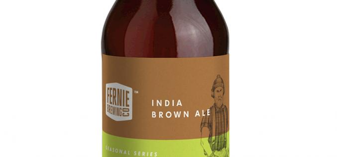 Fernie Brewing Launches Hot Saw India Brown Ale