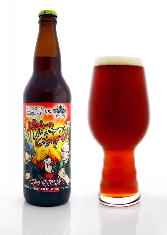Dead Frog and Fuggles & Warlock Release Collaboration Red Rye IPA