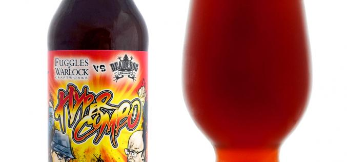 Dead Frog and Fuggles & Warlock Release Hyper Combo Red Rye IPA