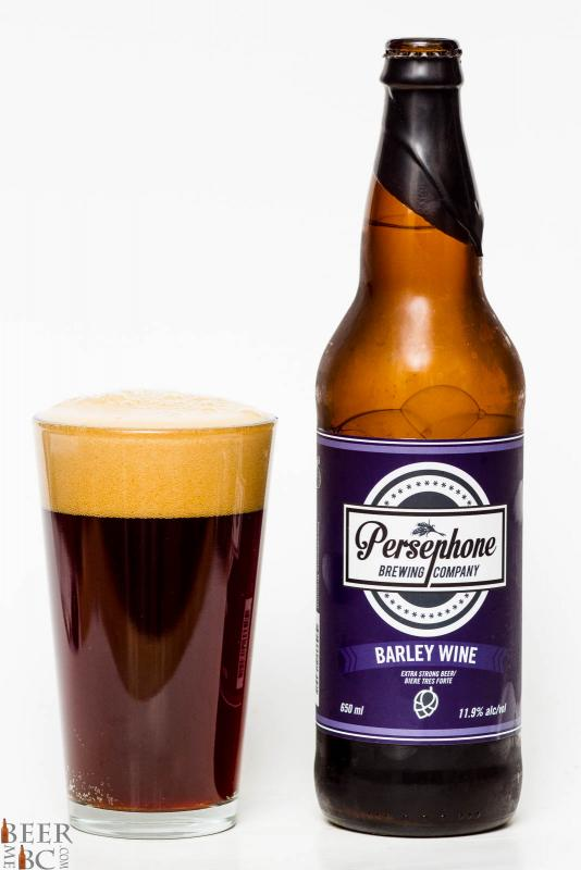 Persephone Brewing Co. - Barley Wine