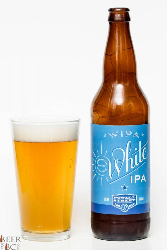 Powell St. Brewery - White IPA Review