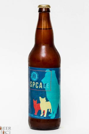 R&B Brewing SPCAle Roggenweisse