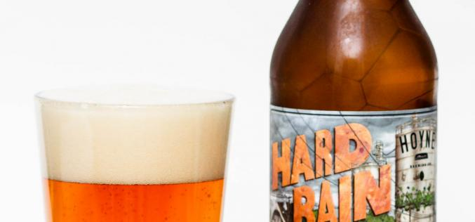 Hoyne Brewing Co. – Hard Rain Double IPA
