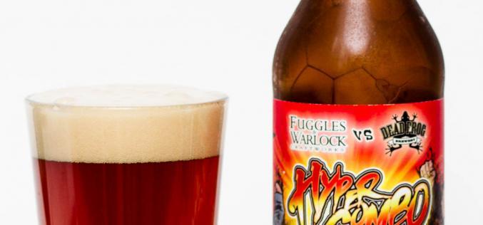 Fuggles & Warlock Vs Dead Frog Hyper Combo Red Rye IPA