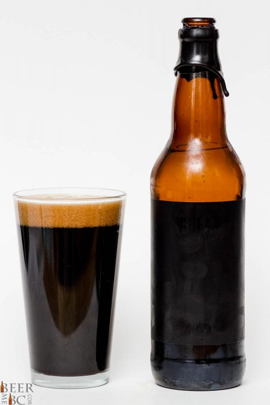 Driftwood Brewery - 2015 Singularity Russian Imperial Stout Review