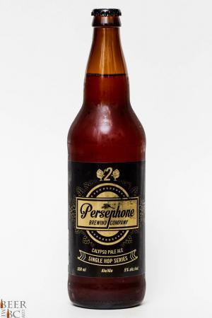 Persephone Brewing Single Hop Calypso Pale Ale #2 Review