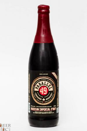Parallel 49 Brewing Co. - 2015 Russian Imperial Stout Review