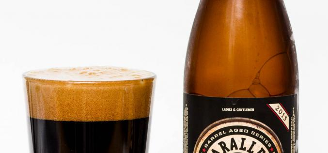 Parallel 49 Brewing Co. – 2015 Russian Imperial Stout