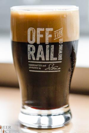 Off The Rail Brewing Company Oatmeal Stout