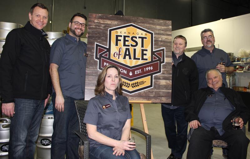 Okanagan Fest of Ale Board of Directors