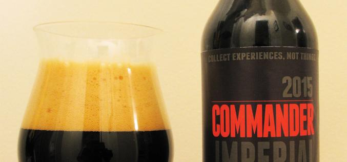 Dead Frog Brewery's Award-Winning Imperial Stout Updated for 2015