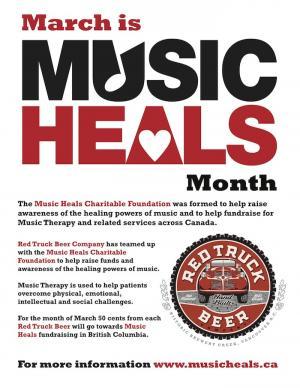 Red Truck Music Heals