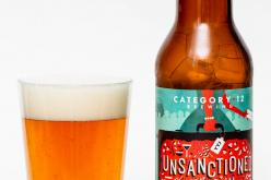 Category 12 Brewing – Unsanctioned Saison