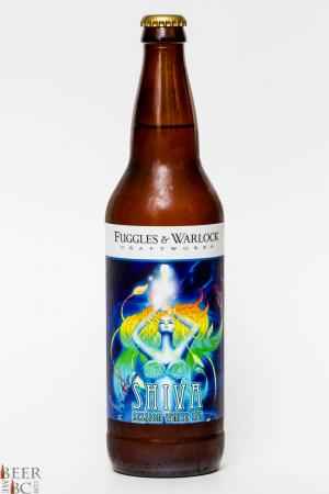 Fuggles & Warlock - Shiva White IPA Review