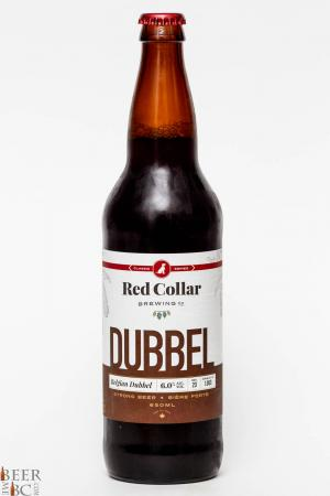 Red Collar Brewing Co. - Dubbel Review
