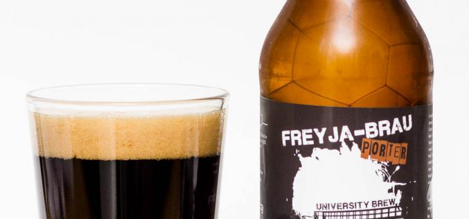 Deep Cove Brewers – Freyja-Brau University Brew Off Porter