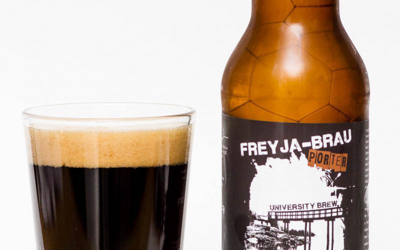 Deep Cove Brewers – Freyja-Brau University Brew Off Porter
