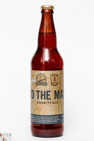 Bridge Brewing To The Max Charity Ale Review