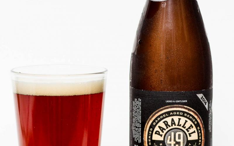 Parallel 49 Brewing Co. – 2014 Barley Wine