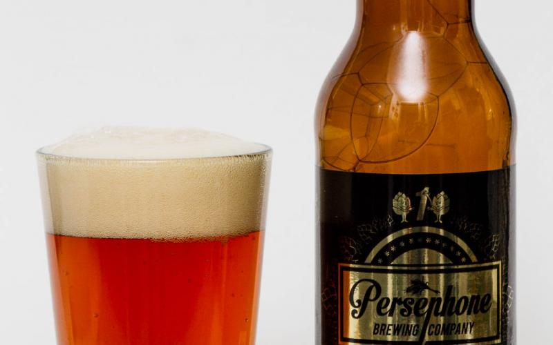Persephone Brewing Co. – Single Hop Galaxy Pale Ale