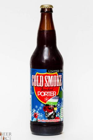 Mt Begbie Cold Smoke Porter Review