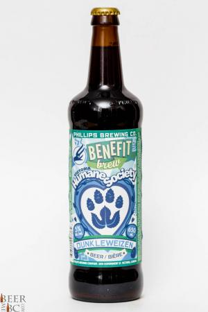 Phillips Humaine Society Charity Dunkel Weizen