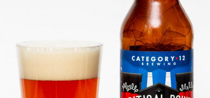 Category 12 Brewing Co. – Critical Point Pale Ale