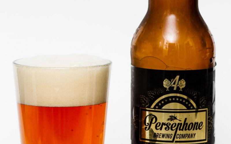 Persephone Brewing Co. – Single Hop #4 Summit Pale Ale
