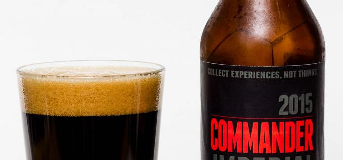 Dead Frog Brewery – 2015 Commander Imperial Stout