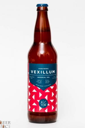 Four Winds Brewing Vexillum Imperial IPA Review