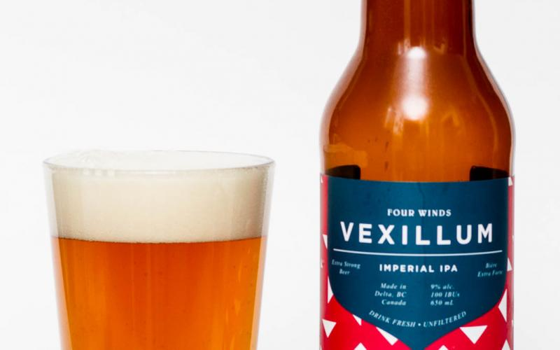Four Winds Brewing Co. – Vexillum Imperial IPA